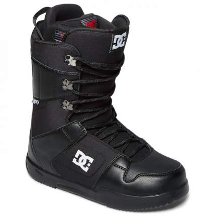Ботинки для сноуборда DC Phase 2018, black, 26