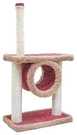 Комплекс для кошек Дарэлл 8435с Площадка для тигренка 58 х 34 х 104 см