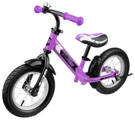 Беговел с надувными колесами Small Rider Roadster 2 AIR (фиолетовый)