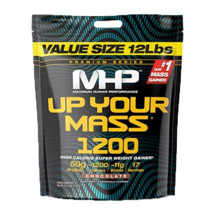 Гейнер MHP Up Your Mass 5210 г Chocolate