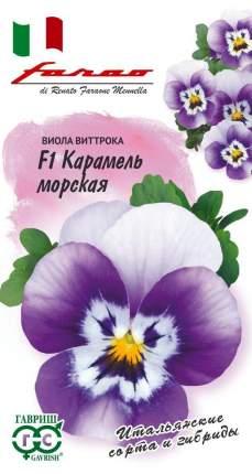 Семена Виола Виттрока Карамель Морская F1, 10 шт, Farao Гавриш