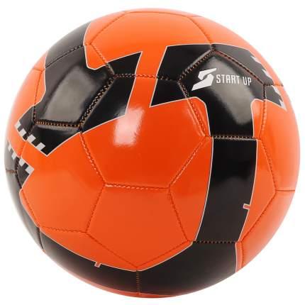 Футбольный мяч Start Up E5120 №5 orange/black