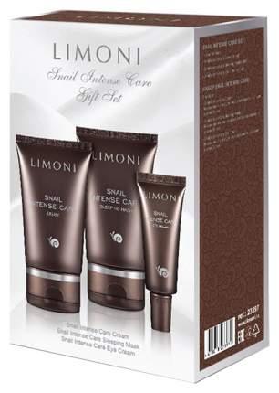 Набор косметики для лица Limoni Snail Intense Care Set