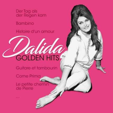 """Виниловая пластинка Dalida  """"Golden Hits (LP)"""""""