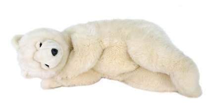 Мягкая игрушка Hansa Белый медведь спящий 75 см