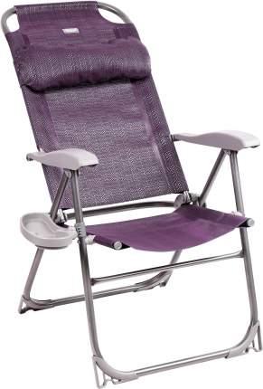 Садовое кресло Nika КШ2/1 purple 75х59х109 см
