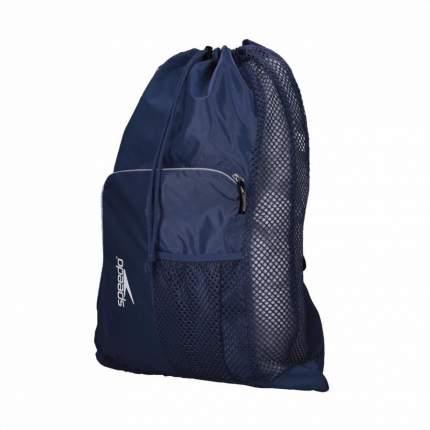 Рюкзак-сетка Speedo Deluxe Ventilator Mesh Bag синий (0002)