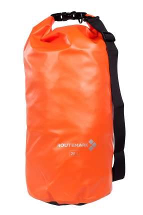 Гермосумка Routemark Ocean Pack 20 л оранжевая
