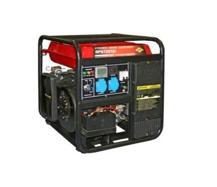 Бензиновый генератор DDE DPG7201Ei
