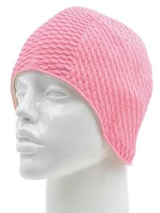 Шапочка для плавания Larsen Бабл-кап pink