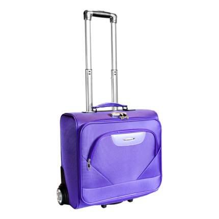 Чемодан Rion А423 фиолетовый S