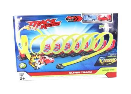Детский пусковой трек TLD Track Racing длина трека 650 см TL-68807