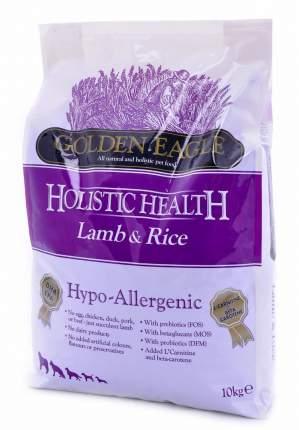 Сухой корм для собак Golden Eagle Hypo - allergenic 22/12, ягненок, рис, 10кг