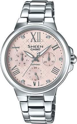 Наручные часы кварцевые женские Casio Sheen SHE-3511D-4A
