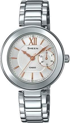 Наручные часы кварцевые женские Casio Sheen SHE-3050D-7A