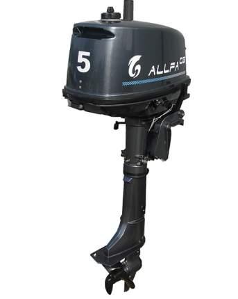 Лодочный мотор Allfa CG T5 5 двухтактный