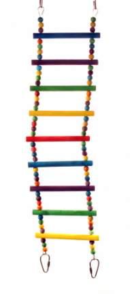 Лестница подвесная для птиц Sky Adventure Bound  FLEXIBLE LADDER длина 46 см