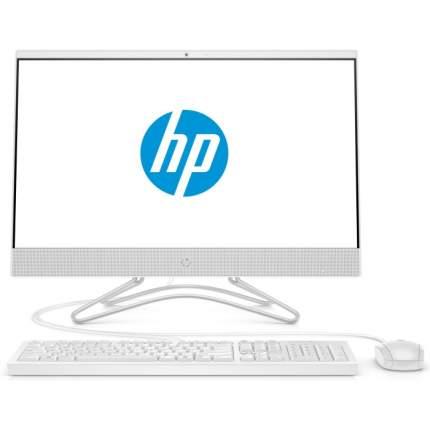 Моноблок HP 22 22-c0030ur 4GX83EA i5-8250U White