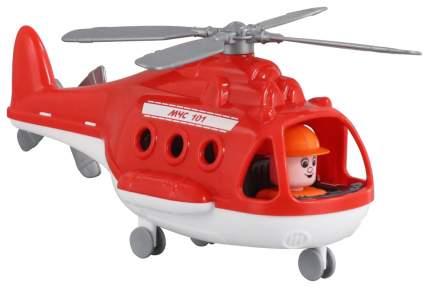 Вертолет Полесье Альфа красный 68651