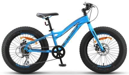 "Велосипед Stels Pilot 280 MD 20 V020 2018 11"" blue matte"