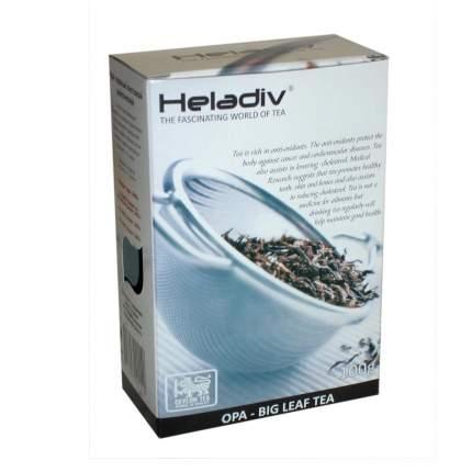 Чай черный листовой Heladiv OPA (OD) 100 г