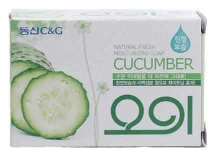 Косметическое мыло CLIO New Cucumber soap 100 г