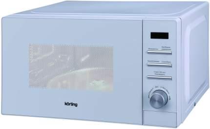 Микроволновая печь соло Korting KMO 820 GW white