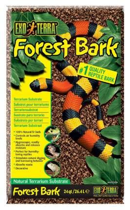 Субстрат для террариума Exo Terra Forest Bark, Древесная кора, 26,4 л
