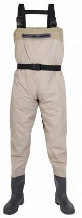 Вейдерсы Norfin Waders, бежевый, One Size INT, 46 RU