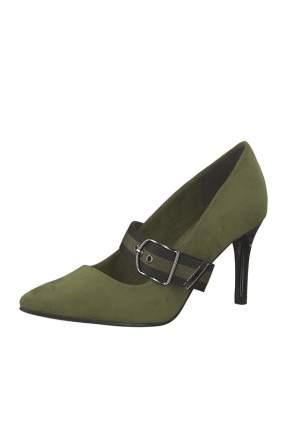 Туфли женские Tamaris 1-1-24420-22-722/220 зеленые 38