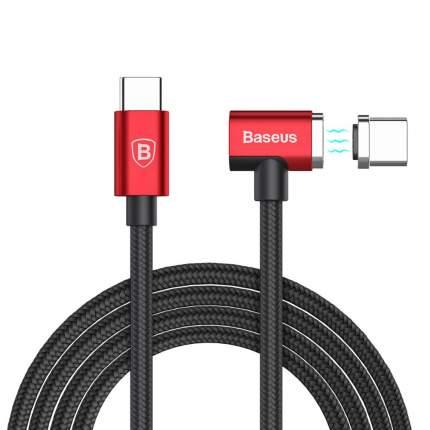 Кабель Baseus Magnet Magnetic USB Type-C 1.5м Red