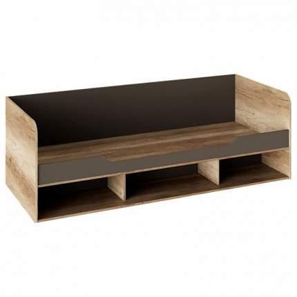 Кровать Smart мебель Пилигрим ТД-276.12.02 80х200 см, коричневый