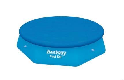 Bestway, Тент для бассейнов с надувным бортом Fast Set 305 см (d 335 см), 58033 BW