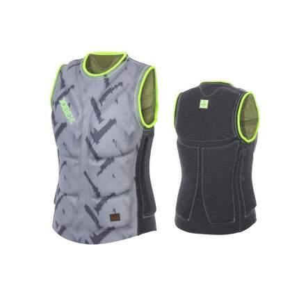 Гидрожилет мужской Jobe 2017 Reversible Comp Vest, olive, S