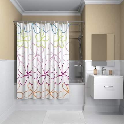 Штора для ванной комнаты IDDIS Basic B18P218i11