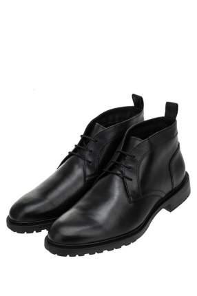 Ботинки мужские Geox черные