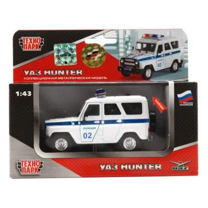 Полицейская Машинка Технопарк УАЗ Hunter Полиция