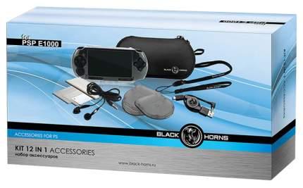 Набор для игровой приставки Black Horns BH-PSE0801 Черный