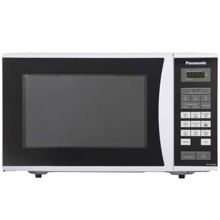 Микроволновая печь соло Panasonic NN-ST342WZTE black/white
