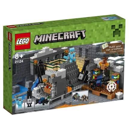 Конструктор LEGO Minecraft Портал в Край (21124)