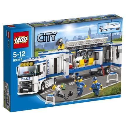 Конструктор LEGO City Police Выездной отряд полиции (60044)