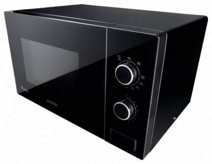Микроволновая печь с грилем Gorenje M021MGB black