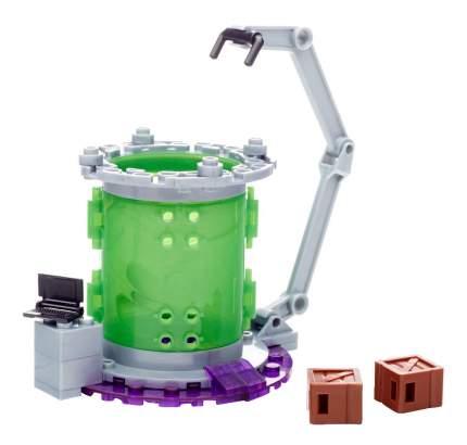Конструктор пластиковый Mega Bloks® Черепашки ниндзя мутагенная камера DMX50