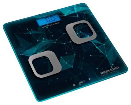 Весы напольные Redmond RS-738 Blue