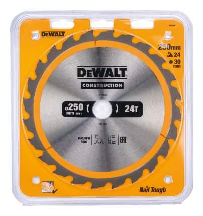 Диск по дереву для дисковых пил DeWALT DT1956-QZ