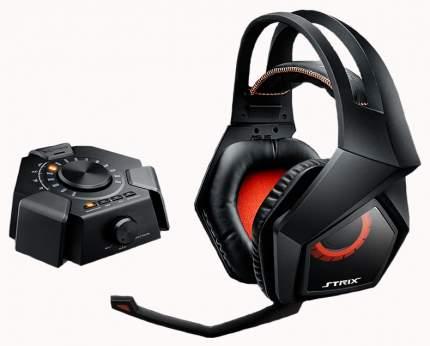 Игровые наушники ASUS ROG Strix DSP Red/Black