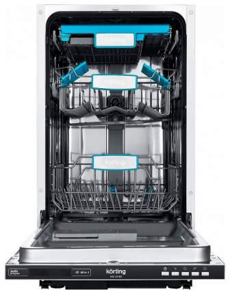 Встраиваемая посудомоечная машина 45 см Korting KDI 45165
