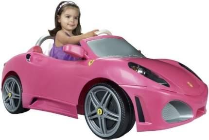 Электромобиль FEBER INTERNATIONA Ferrari для девочек 6V (800007791)
