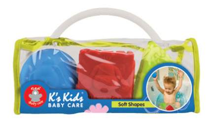 Игрушка для купания K's Kids Геометрические фигуры