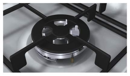 Встраиваемая варочная панель газовая Bosch PBH6B5B60 Silver